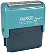 "EP13 - EP13 - ClassiX ECO Self-Inking Message Stamp<br>1"" X 2-1/2"""