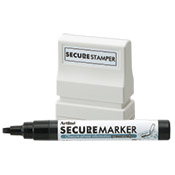 35302 - Secure Stamp (Small) & Marker