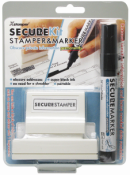 Secure Stamp (Large) & Marker