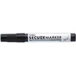 35305 - 35305<br>(BLACK) EKSC-4<br>Secure Marker<br>4mm Chisel Tip