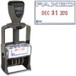 "40310 - 40310<br>Steel Self-Inking<br>Message Date Stamp<br>""FAXED"""