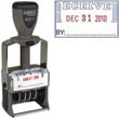 """40311 - RECEIVED Dater 1"""" x 1-5/8"""" Steel Self-Inking"""