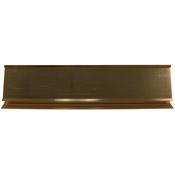 """HOLDER-K53S - Aluminum Pedestal Desk Holders 2"""" x 10"""""""