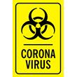 """79004 - 79004 CORONAVIRUS 12"""" x 18"""""""