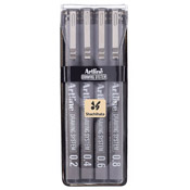 00292 - Drawing System Pens 4PK