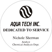 "A71-8051 - A71-8051 Infinity Acrylic Award 5-1/2"" Diameter"