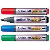 EK-170 - Dry Safe Permanent Markers 2.mm Bullet