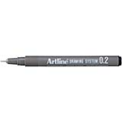 47791 - Drawing System Pens 0.2mm