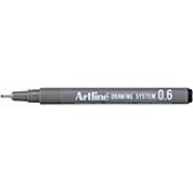 47796 - Drawing System Pens 0.6mm