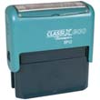 "EP12 - EP12<br>ClassiX ECO Self-Inking<br> Message Stamp<br>5/8"" x 2-5/16"""