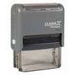 "P08 - P08<br>ClassiX Self-Inking<br>Message Stamp<br>3/4"" x 1-7/8"""