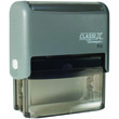 "P13 - P13<br>ClassiX Self-Inking<br>Message Stamp<br>1"" x 2-1/2"""