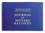 45500 - 45500<br>Notary Journal<br>141 Page Book